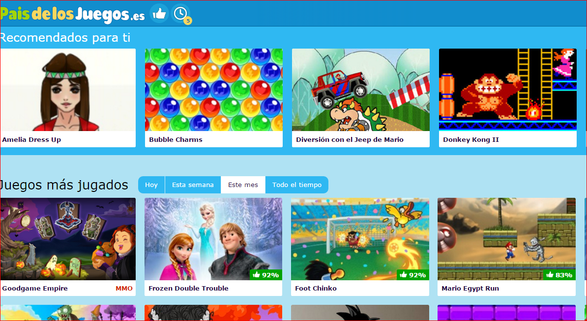 Image result for pais de los juegos